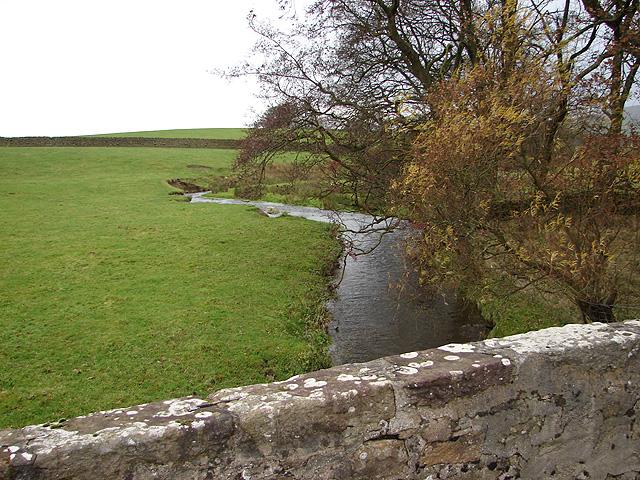 Crook Beck near Clapham
