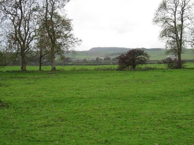The Fields Towards West Bolton