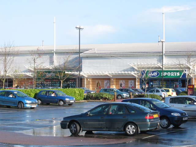Cardiff Bay Retail Park