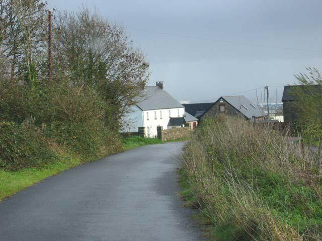 Ynyston Farm, near Leckwith