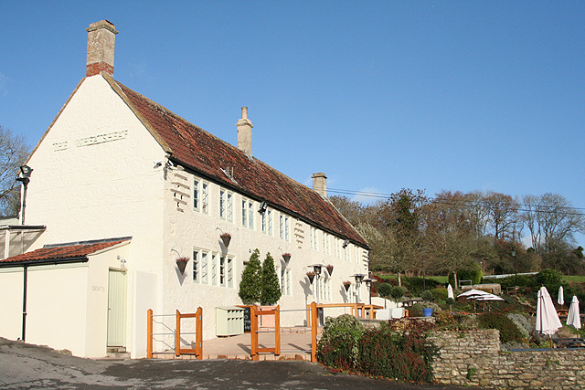 Combe Hay: The Wheatsheaf