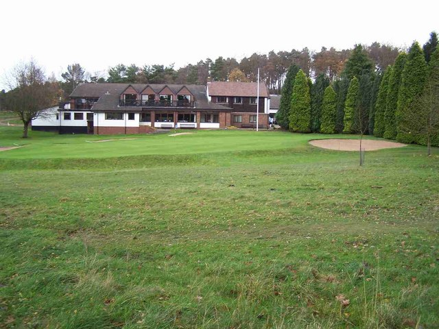 Clubhouse, Beau Desert Golf Club