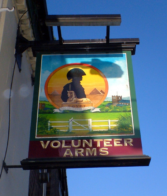 The Sign of the Volunteer Arms