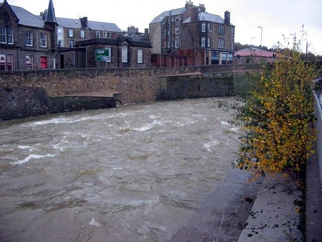 River Teviot, Hawick