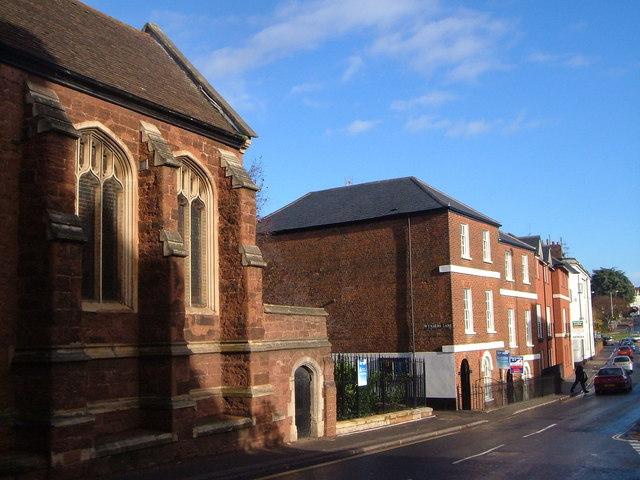 Magdalen Street, Exeter