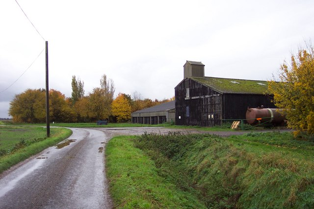 Farm Buildings at Parsonage Farm