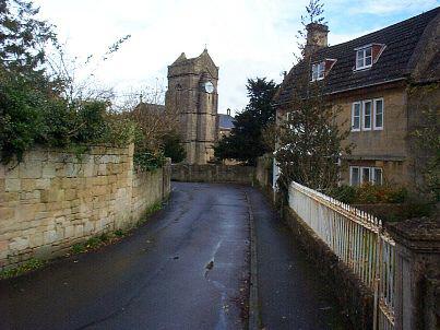 Winsley Church