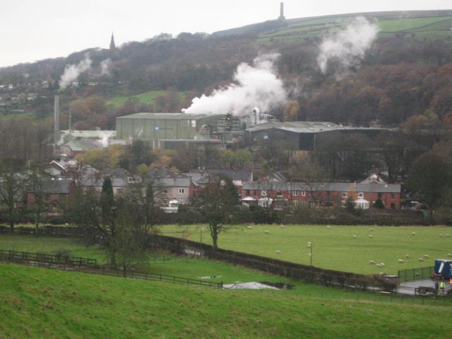 Stubbins Paper Mill