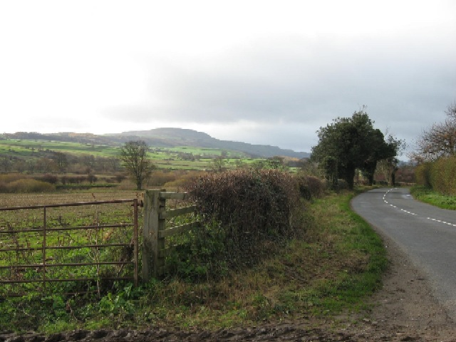 A View Towards Penhill