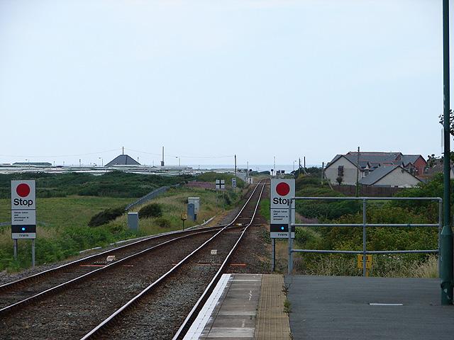 Tywyn Railway Station
