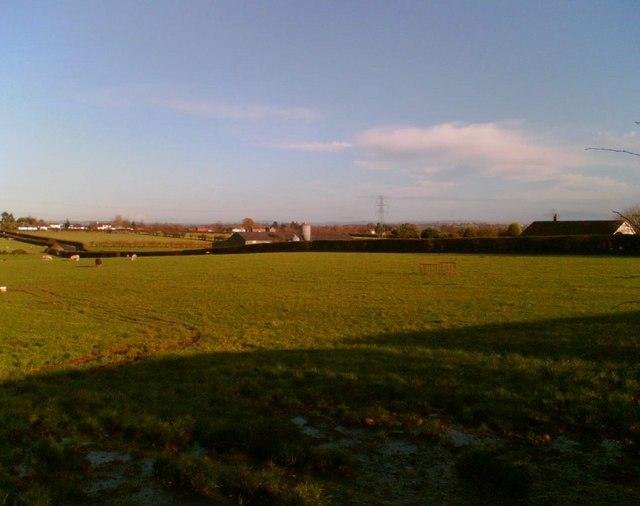Farmland at Brownrigg