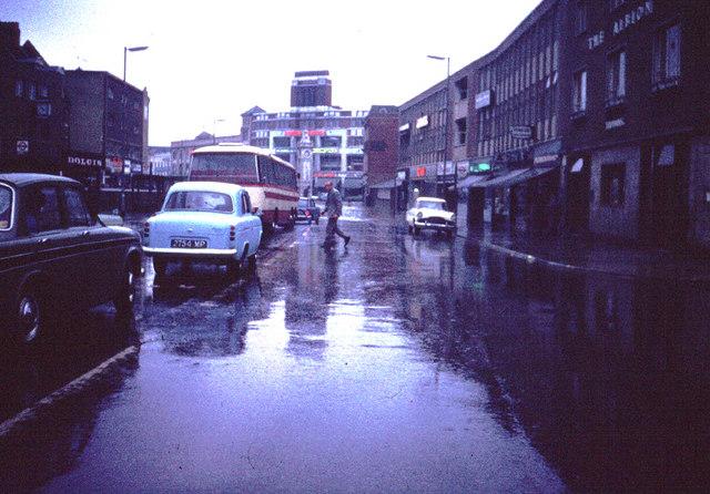 Lewisham - 1968 Floods