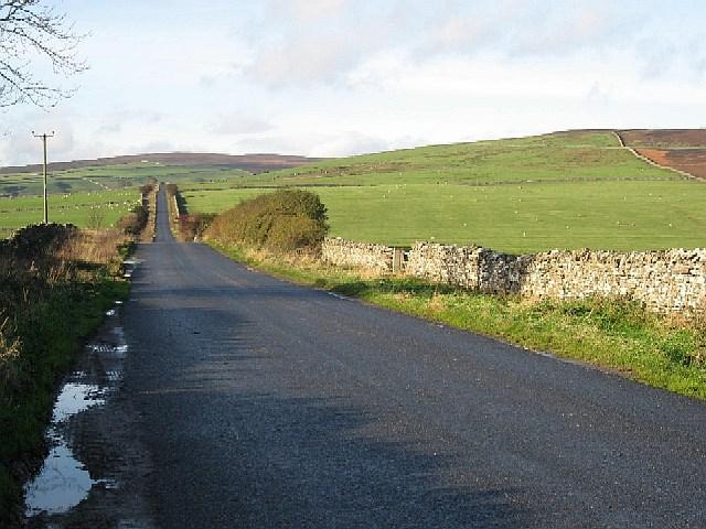 The Road To Fremington