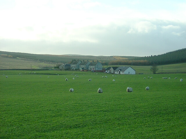 Houses on Stonehill Road