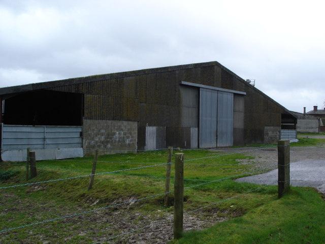 Barn on Higher Farm, Long Crichel