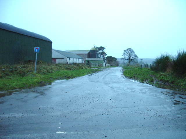 The Road to Moorthwaite