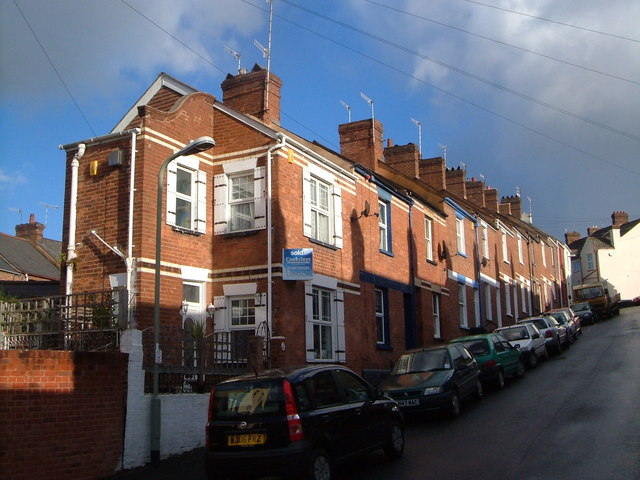 Franklin Street, Exeter