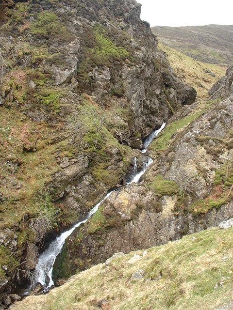 Waterfalls, Scope Beck