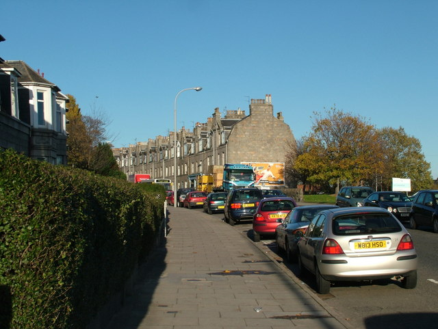Great Northern Road, Aberdeen