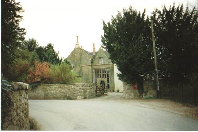 The rectory at Rushbury.
