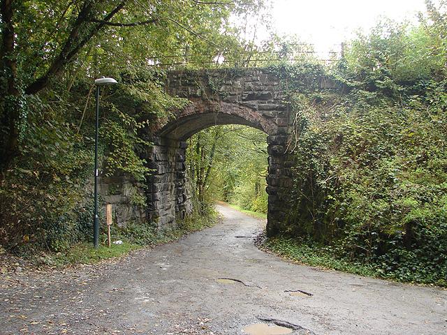 Trawsgoed Railway Bridge