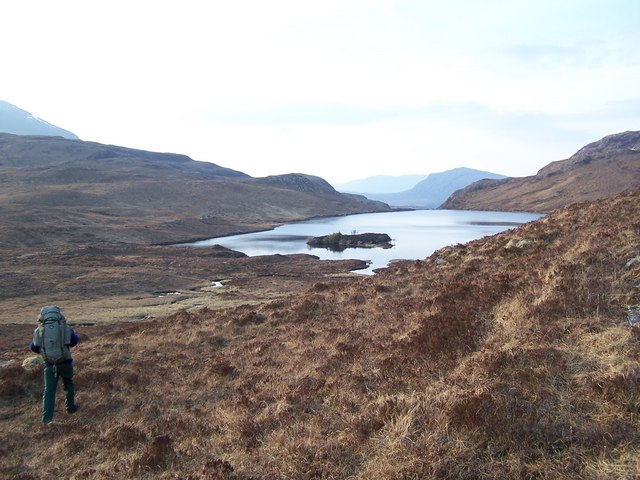 Loch Coire Chaorachain