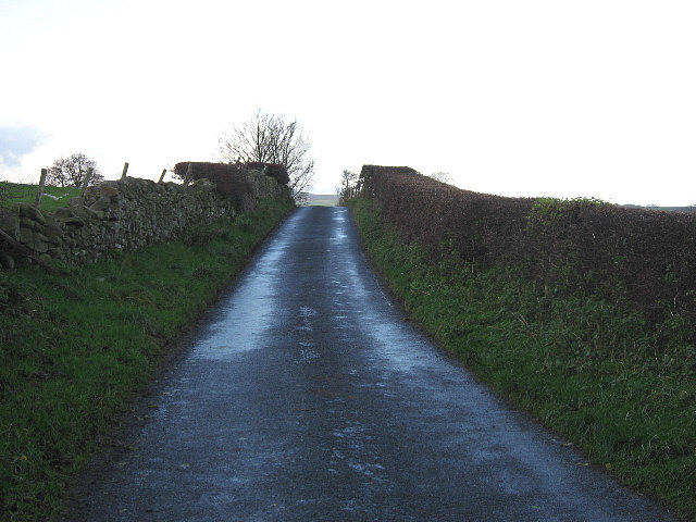 The Road To Coverham