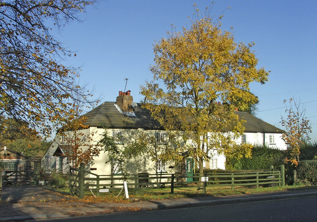 Eastpole Cottages, Bramley Road, Oakwood, N14