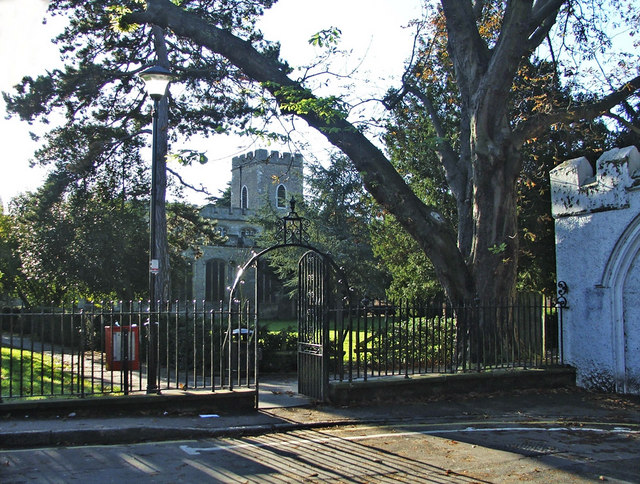 St Andrew's Church, Enfield Town