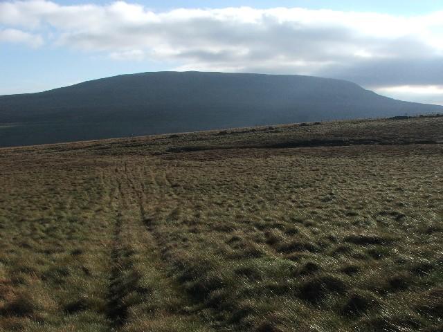 North Moor above Hazel Bank.