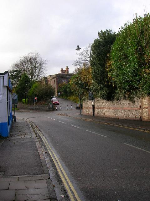 Prison Crossroads, Lewes