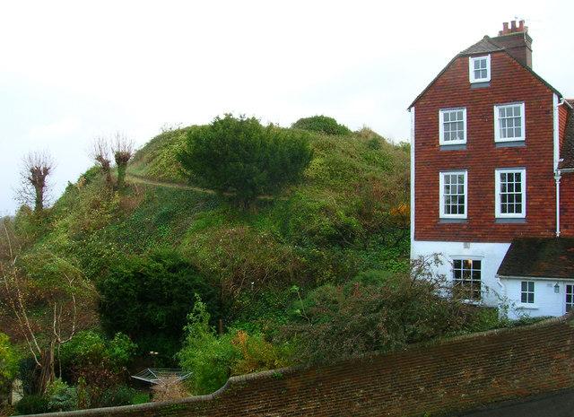Brack Mound