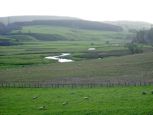 Douglas Water Flood Plain