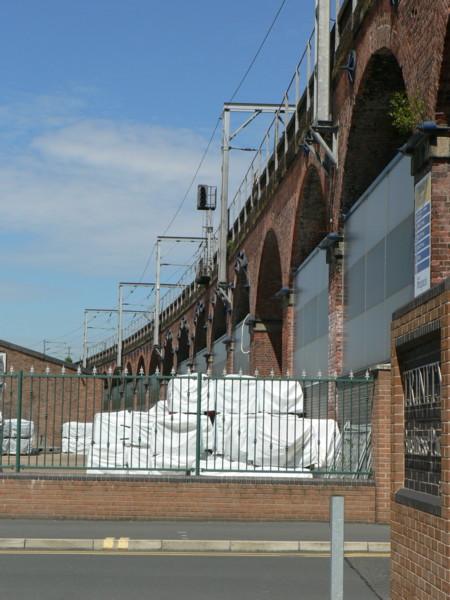Railway Viaduct, Wakefield
