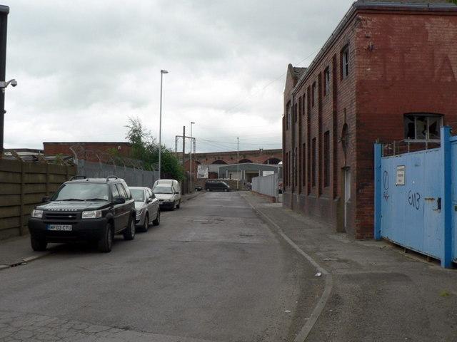 New Brunswick Street, Wakefield