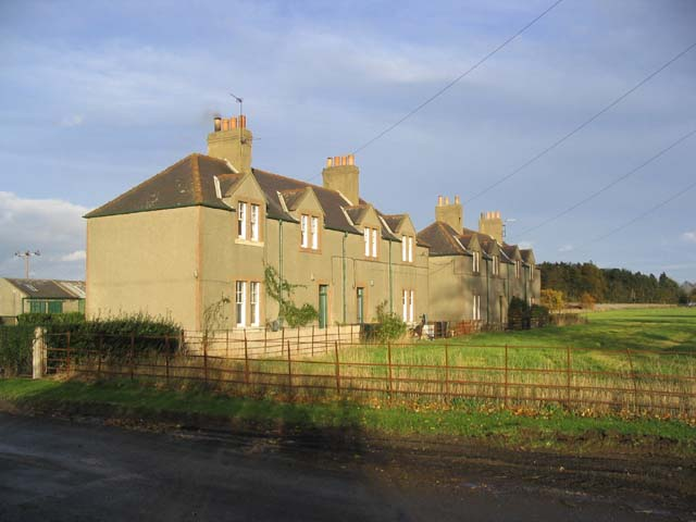 Houses at Walterstead