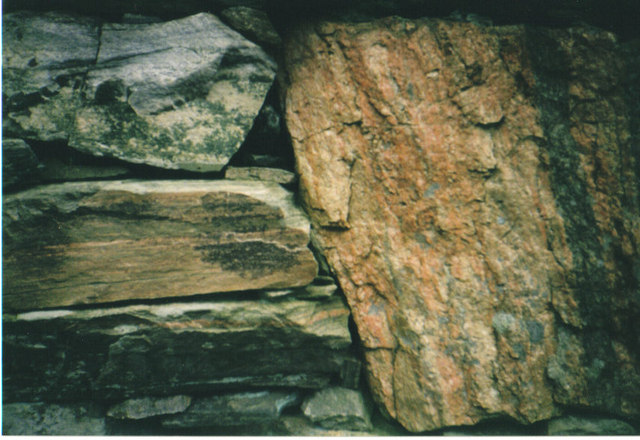 Wall of Dun Telve