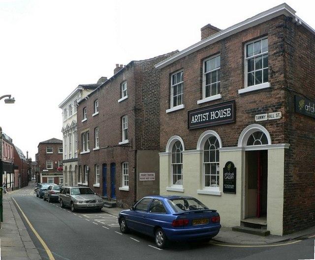 Tammy Hall Street, Wakefield
