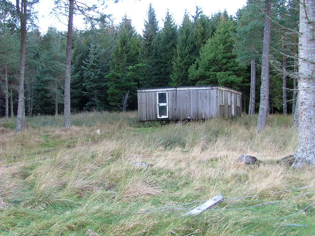 Disused Chalet