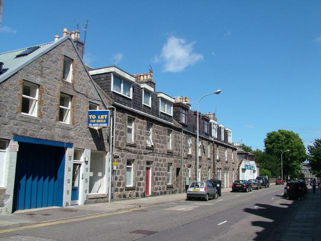 Nelson Street, Aberdeen