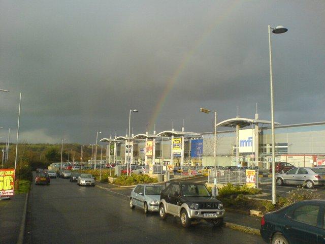 Pontarddulais Road Retail Park
