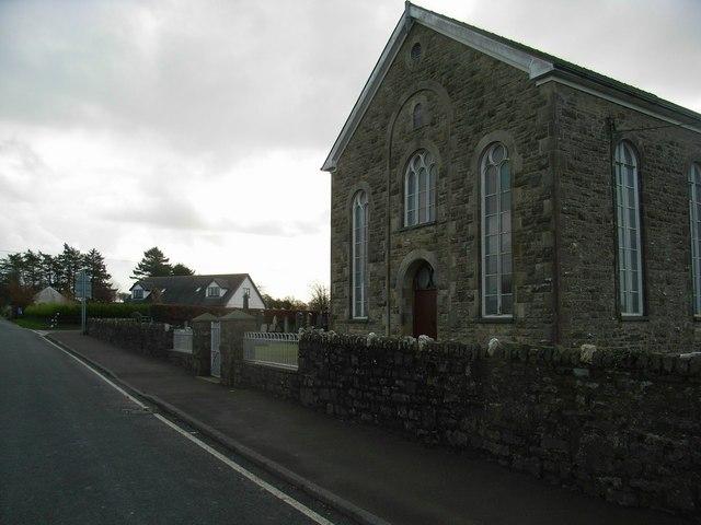 Bwlch-y-groes chapel