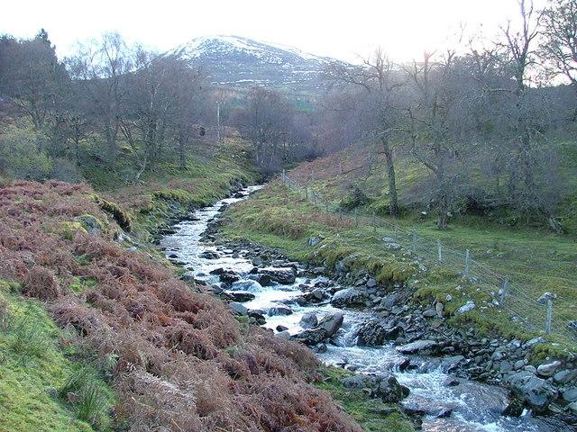 Tributary of the River Fechlin