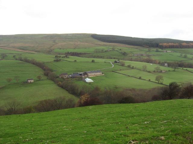 Looking Towards Haw Farm