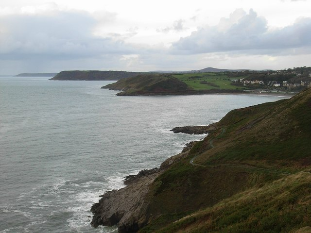 Looking West from Rams Tor