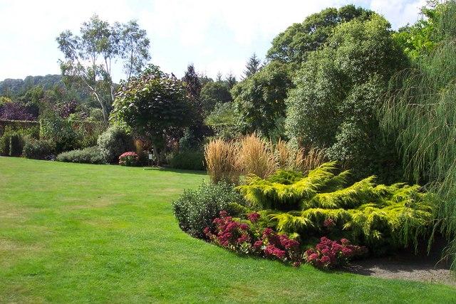 Rosemoor in late summer glory.