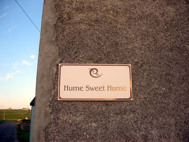 Hume Sweet Hume, Pierowall, Westray
