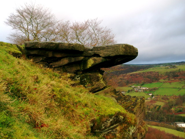 Foster's Stone, Calderdale