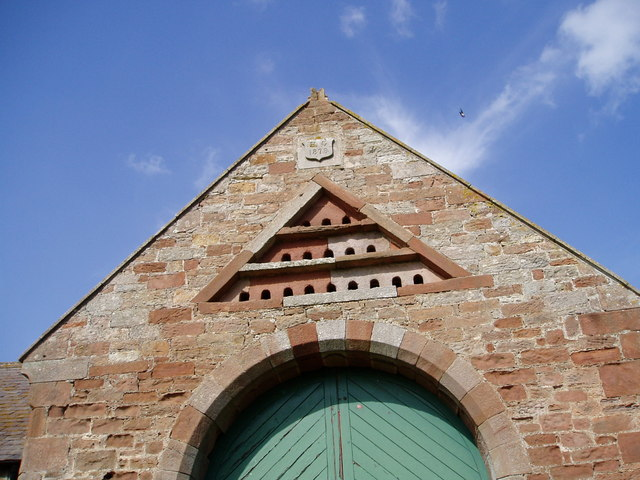 Dovecote. Cheswick Farm Buildings