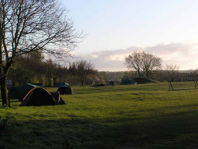 Recreation Ground. Theberton